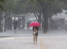 dážď, dáždnik, prší, počasie,