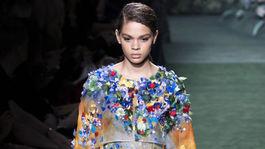 Fendi Haute Couture - najkrajšie šaty týždňa módy haute couture