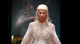 Iris van Herpen Haute Couture - najkrajšie šaty týždňa módy haute couture