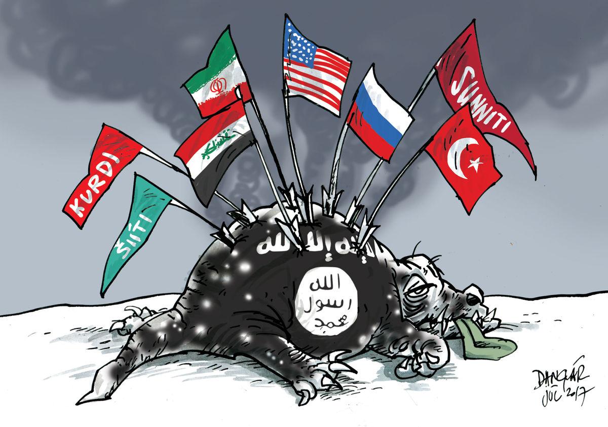 Karikatúra 11.07.2017