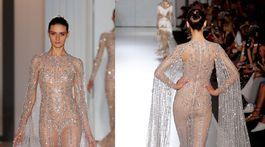 Ralph & Russo Haute Couture - najkrajšie šaty týždňa módy haute couture