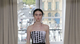 Schiaparelli Haute Couture - najkrajšie šaty týždňa módy haute couture