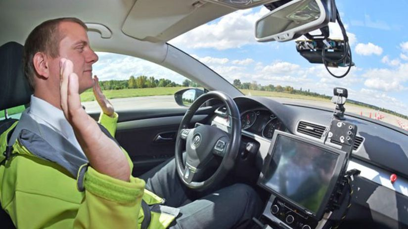 Bosch - autonómne Taxi