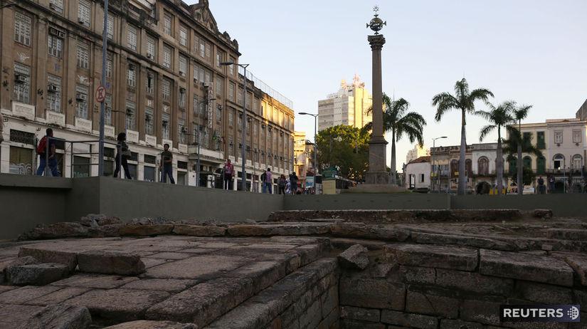 Brazília, Valongo, UNESCO