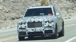 Rolls-Royce - Cullinan Death Valley