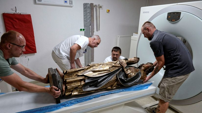 socha Majstra Pavla z Levoče, súsošie,...