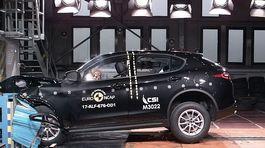 Euro NCAP - Alfa Romeo Stelvio