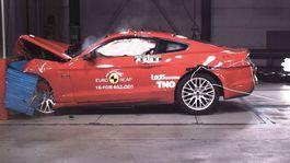 Euro NCAP - Ford Mustang