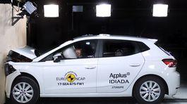Euro NCAP - Seat Ibiza