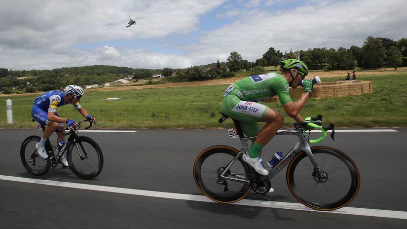 marcel kittel, zelený dres, tour de france