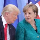 TTIP, donald trump, angela merkelová,