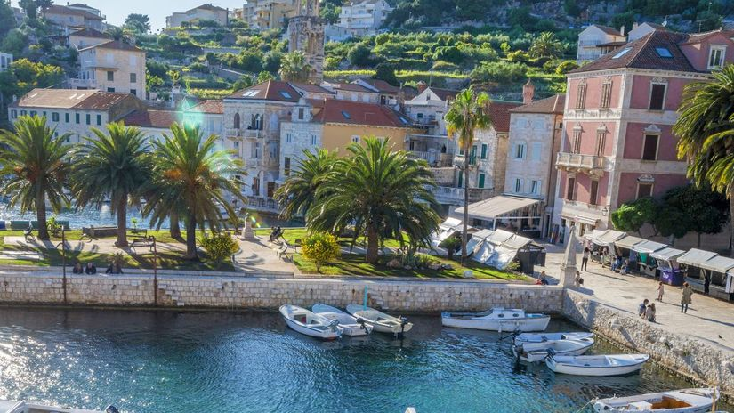 Chorvátsko, more, leto, mesto, letovisko,...