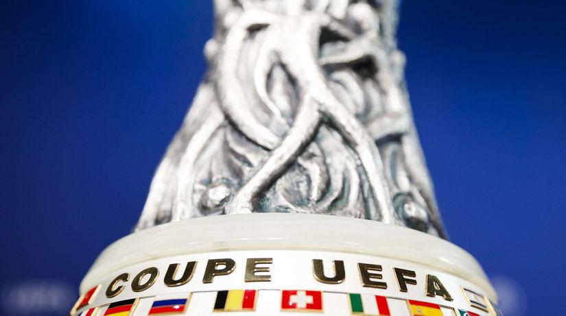 Európska liga, trofej