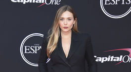Herečka Elizabeth Olsen.