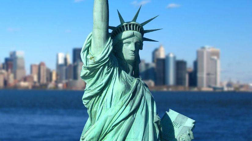 USA, Amerika, Spojené štáty americké, New York,...