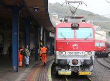 ZSSK, vlak, zeleznice, IC, stanica