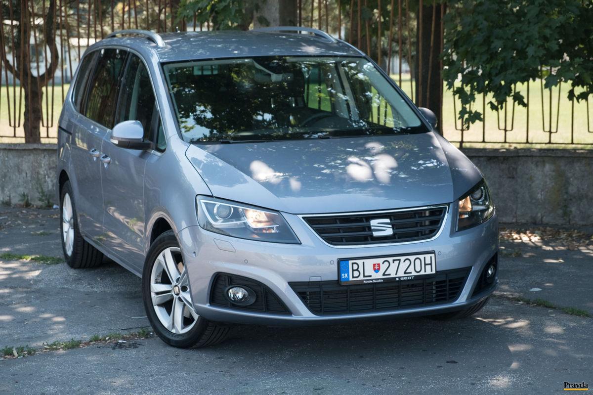 Seat alhambra report 2017 tüv Spolehlivost aut