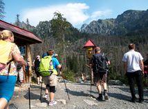 Vysoke Tatry, turistika, cestovny ruch, navstevnik, turista,
