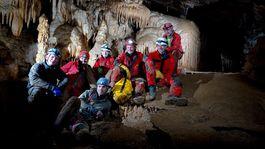 mangalica, jaskyna, jaskyniar