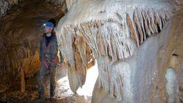 mangalica, jaskyna, jaskyniari