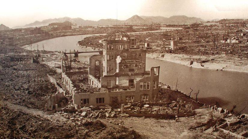 hirošima, japonsko, atomova bomba