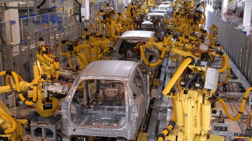 kia, autá, výroba, práca