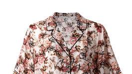 kvet, kvetinový vzor, potlač, trend, leto, leto 2017