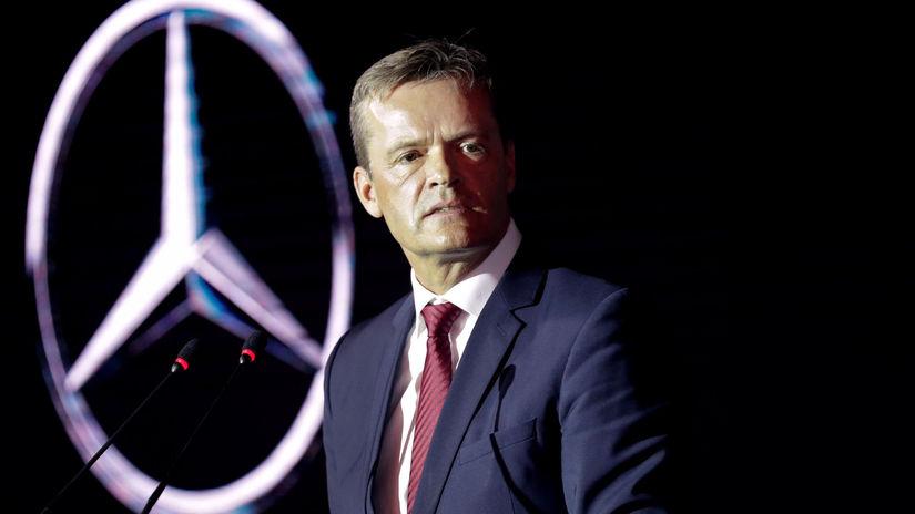 Markus Schäfer, Mercedes-Benz,