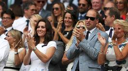 princ William a jeho manželka - vojvodkyňa Catherine