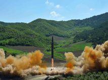 severná kórea, výbuch
