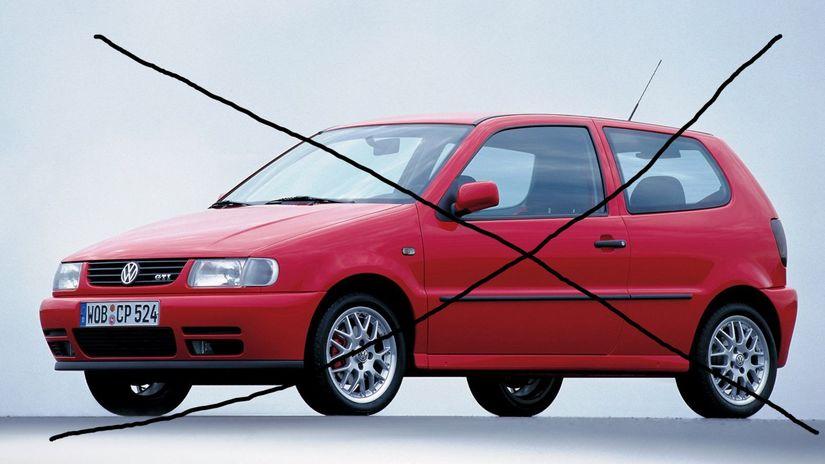 VW Polo GTI - 1999
