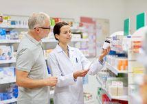lekáreň, liek, lieky, dôchodca