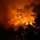 Mladá Chorvátka priznala, že založila jeden z ničivých požiarov z pomsty Srbom