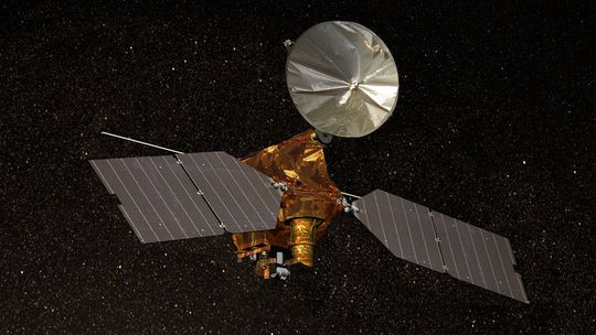 sonda, mars, život na marse
