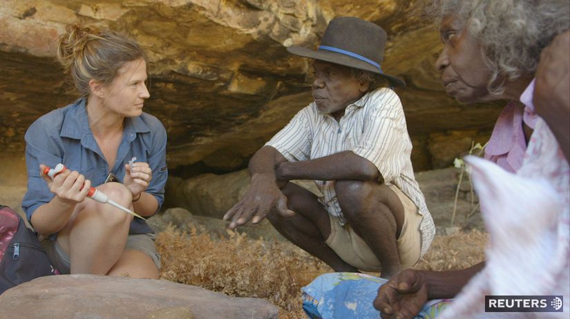 Austrália, pôvodní obyvatelia