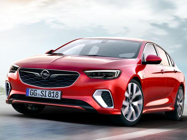 Opel Insignia GSi - 2017
