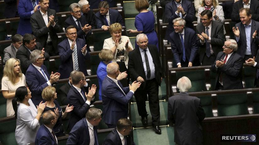 polsko, polsky parlament, parlament, pravo a...