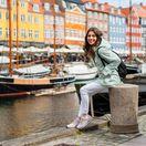 Dievča, Kodaň