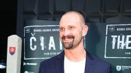 Herec Tomáš Maštalír stvárnil vo filme Čiara hlavnú mužskú úlohu.