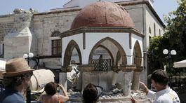 zemetrasenie, kos, grecko, turecko,
