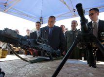 Bojko Borisov, zbrane, bulharsko,