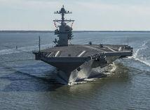 Nová pýcha americkej flotily. USA zaradili do služby loď novej generácie