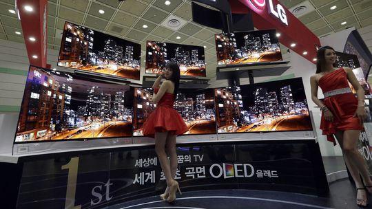 Južná Kórea, reklama