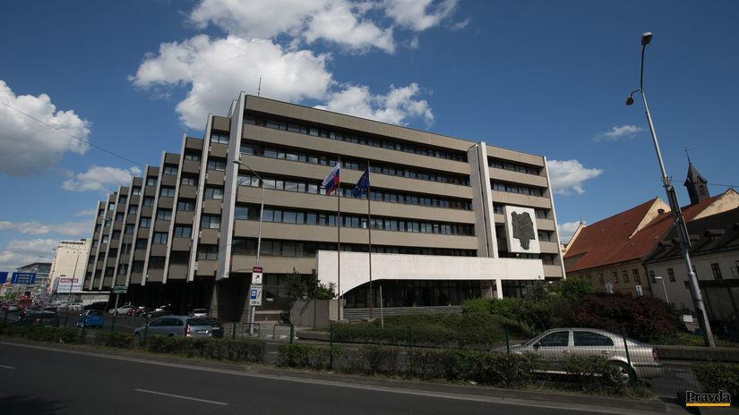 ministerstvo spravodlivosti, ministerstvo
