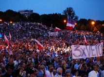 polsko, protesty, demonstracie