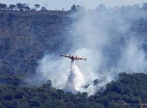 Saint-Tropez požiar