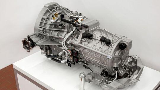 Vario-Drive: VW predstavuje revolučnú prevodovku. Má len štyri stupne!