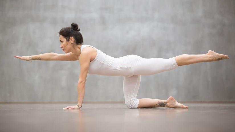 chrbát, chrbtica, pilates