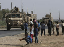 Arabsko-kurdskí ozbrojenci strieľali na sýrske jednotky vlády