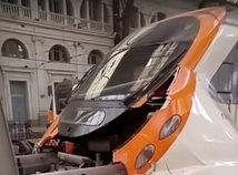 barcelona, vlak, nehoda, havaria vlaku